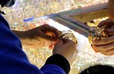 3月19日越南国内金价下降15万越盾
