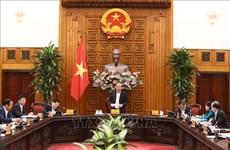 张和平副总理:决不让企业股份制改革中牟取暴利行为发生