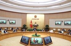 政府总理阮春福:最大限度阻止疫情达到峰值  不让疫情在社区扩大蔓延