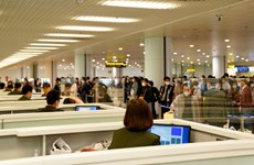 新冠肺炎疫情:3月20日从疫区国家入境内排机场国际游客量近1200人次