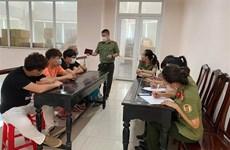 新冠肺炎疫情: 4名中国公民因违反出入境规定被驱逐出境