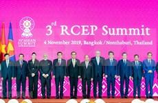 各国承诺今年达成《区域全面经济伙伴关系协定》