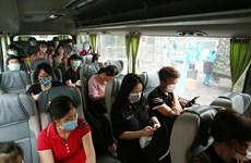 新冠肺炎疫情:乘客乘坐飞机、客车、火车必须进行强制性健康申报
