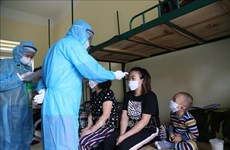 越南新冠肺炎确诊病例超过100例