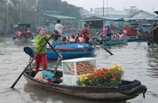 西南部地区水乡特色文化的代表——丐冷水上集市