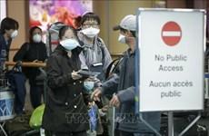 新冠肺炎疫情:越南驻加拿大大使馆呼吁公民采取安全措施