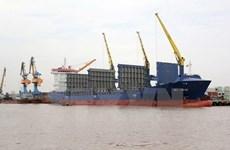 近7万亿越盾用于投资建设海防市沥县港第三和第四号集装箱码头