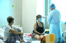 新冠肺炎疫情:河内市为外国人建立自愿付费隔离区