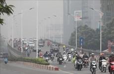 越南加强城市空气质量管控工作