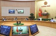 政府总理阮春福要求关闭不必要的服务  减少聚集性活动