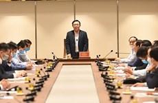 河内市委书记王廷惠:企业需采取措施确保劳动者和客户的安全