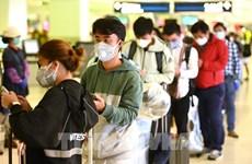 新冠肺炎疫情:越南驻各国大使馆建议公民保持冷静并主动采取防疫措施