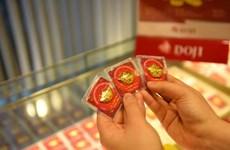 越南国内黄金价格猛增