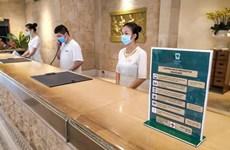 河内15家酒店报名为新冠肺炎疫情防控工作提供服务