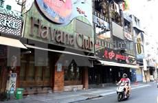 新冠肺炎疫情:胡志明市要求娱乐场所、饭馆、啤酒俱乐部、美容店暂时关闭