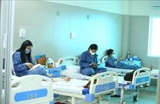 新冠肺炎疫情:越南26名新冠肺炎确诊患者检测首次阴性
