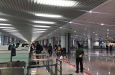 新冠肺炎疫情:自3月26日0时起暂停将国外返回的越南公民运往内排机场