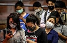 新冠肺炎疫情:泰国军队设立近360个检查点以筛检过往行人