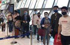 滞留海外越南公民获得医疗照顾驻外代表机构将安排符合航班将其送回国