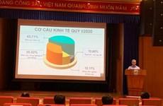 2020年第一季度越南GDP增长率创10年以来新低