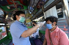 新冠肺炎疫情:泰国要求人民居家7天