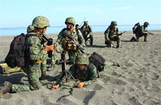美国取消了与菲律宾的年度军演