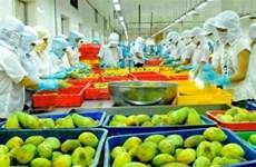 越南农业部门保持今年出口总额达420亿美元的目标