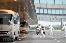 172名韩国专家完成14天的隔离区未出现新冠肺炎病毒阳性反应