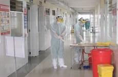 越南新增6例新冠肺炎病毒确诊病例  累计确诊病例169例