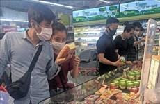 新冠肺炎疫情:河内市注重生产,保障市场供应