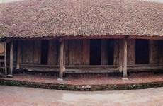 唐林古村良好保护旅游环境