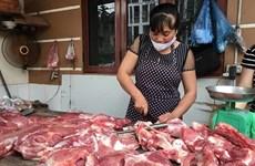 越南农业与农村发展部部长阮春强:从4月1日起将生猪价格降到7万越盾每公斤以下