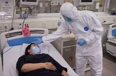 新冠肺炎疫情:截至30日6时越南累计新冠肺炎确诊病例194例