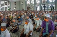 印尼对180多名伊斯兰教信徒进行隔离