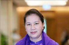 越南国会主席阮氏金银:共同携手保护东盟共同家园