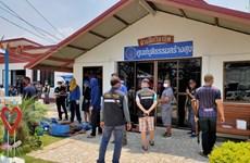 泰国:武里南府监狱发生暴动 许多囚犯已越狱外逃