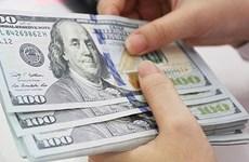 3月31日越盾对美元汇率中间价上调5越盾