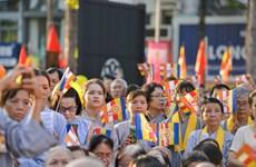 新冠肺炎疫情:越南佛教协会要求僧尼在寺庙内禁足至4月15日为止