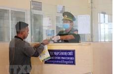 越南4月1日起暂停越柬和越老边境口岸人员通行