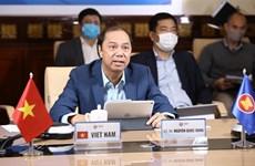 2020东盟轮值主席年:东盟各国合作应对新冠肺炎疫情