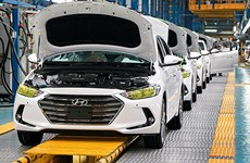 受新冠肺炎疫情影响越南四家汽车企业将暂停生产活动