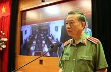 公安部长:严格处理COVID-19防控期间的相关犯罪活动