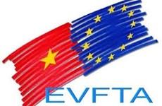 越南工贸部积极完善递交政府的批准EVFTA相关材料