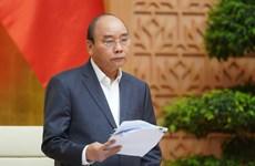 越南政府总理阮春福宣布新冠肺炎疫情已成为全国性疫情