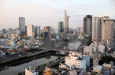 今年第一季度胡志明市引进外资达10亿多美元