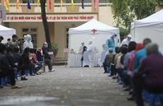 河内市展开10分钟出结果的新冠病毒快速检测