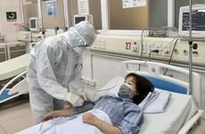 白梅医院按卫生部规定暂只收治重症、危重症患者
