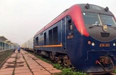 越南通过铁路冷藏集装箱运输的形式向中国出口水果