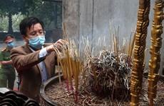 2020年国祖祭日——越南人民对先烈表达诚挚敬意的机会