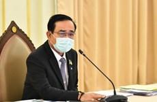 泰国巴育总理宣布4月3日实行全国宵禁